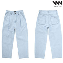 WV PROJECT★Alto Loose Denim Pants - CJLP7385