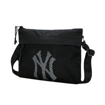 [MLB] Mesh Casual Sacoche Cross Bag New York Yankees (Black)