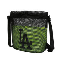 [ MLB ] Mesh Sacoche Cross Bag LA Dodgers (Green)