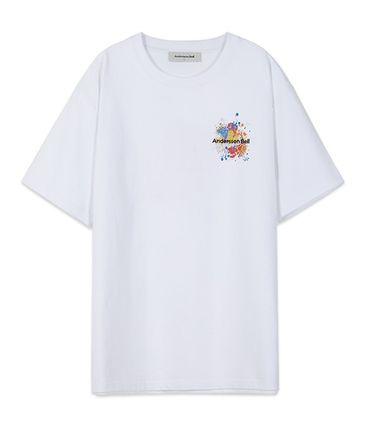 ANDERSSON BELL Tシャツ・カットソー ☆韓国の人気☆ANDERSSON BELL☆SPLATTER PRINT T-SHIRTS 4色☆(5)
