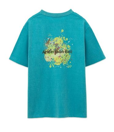 ANDERSSON BELL Tシャツ・カットソー ☆韓国の人気☆ANDERSSON BELL☆SPLATTER PRINT T-SHIRTS 4色☆(10)