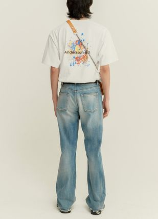 ANDERSSON BELL Tシャツ・カットソー ☆韓国の人気☆ANDERSSON BELL☆SPLATTER PRINT T-SHIRTS 4色☆(14)