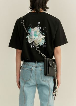 ANDERSSON BELL Tシャツ・カットソー ☆韓国の人気☆ANDERSSON BELL☆SPLATTER PRINT T-SHIRTS 4色☆(19)