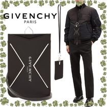 20SS!GIVENCHY  ロゴ ★フォンポーチ ネックポーチ★