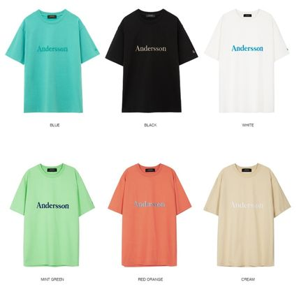 ANDERSSON BELL Tシャツ・カットソー ANDERSSON BELL☆UNISEX ANDERSSON SIGNATURE EMBROIDERY TEE6色(2)