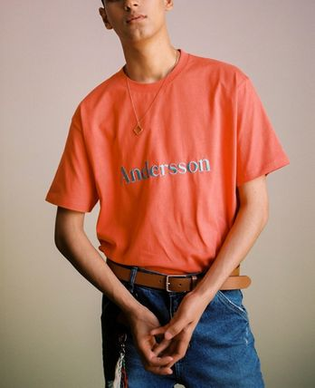 ANDERSSON BELL Tシャツ・カットソー ANDERSSON BELL☆UNISEX ANDERSSON SIGNATURE EMBROIDERY TEE6色(3)