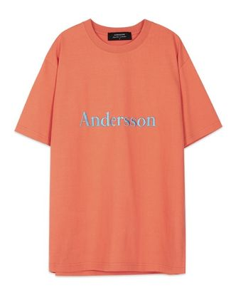 ANDERSSON BELL Tシャツ・カットソー ANDERSSON BELL☆UNISEX ANDERSSON SIGNATURE EMBROIDERY TEE6色(4)
