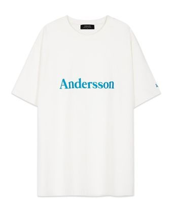 ANDERSSON BELL Tシャツ・カットソー ANDERSSON BELL☆UNISEX ANDERSSON SIGNATURE EMBROIDERY TEE6色(6)