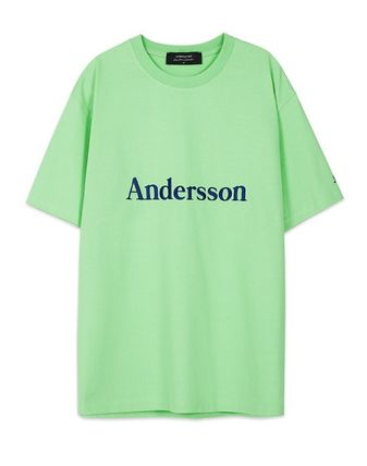 ANDERSSON BELL Tシャツ・カットソー ANDERSSON BELL☆UNISEX ANDERSSON SIGNATURE EMBROIDERY TEE6色(8)