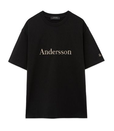ANDERSSON BELL Tシャツ・カットソー ANDERSSON BELL☆UNISEX ANDERSSON SIGNATURE EMBROIDERY TEE6色(12)