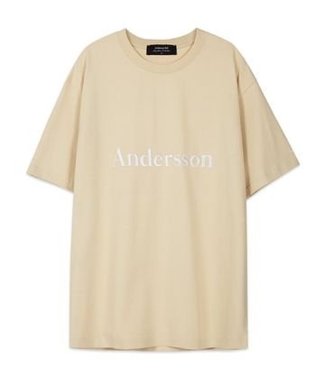 ANDERSSON BELL Tシャツ・カットソー ANDERSSON BELL☆UNISEX ANDERSSON SIGNATURE EMBROIDERY TEE6色(14)