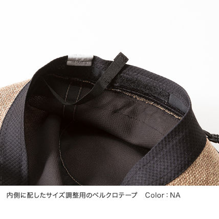 THE NORTH FACE 子供用帽子・手袋・ファッション小物 《国内発》THE NORTH FACE◆HIKE Hat 洗濯可 携帯に便利☆大人OK(8)