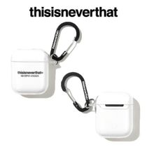 ★thisisneverthat★韓国 ハードケース T-Logo AirPods Case