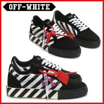 Off-White_VULCANIZED SNEAKERS ☆正規品・送料込み・関税なし