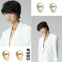 【NUMBERING】#980 Reversible Ball Earrings