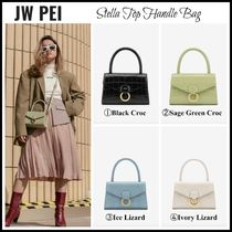 2020SS新作☆  LA発!! ◆ JW PEI ◆ Stella Top Handle Bag
