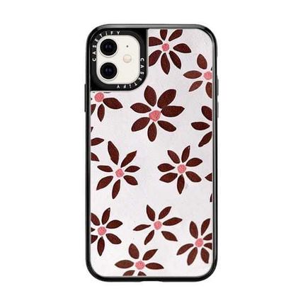 Casetify スマホケース・テックアクセサリー Casetify iphone Grip case♪LIGHT FLOWERS by IVY WEINGLASS♪(5)