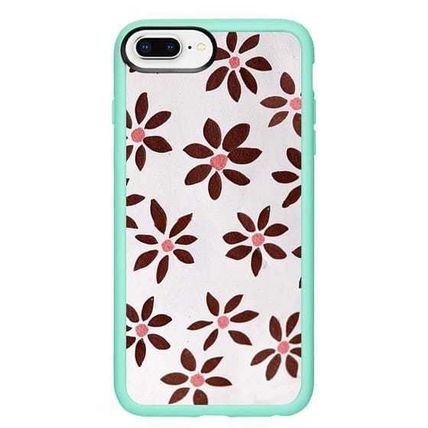 Casetify スマホケース・テックアクセサリー Casetify iphone Grip case♪LIGHT FLOWERS by IVY WEINGLASS♪(11)