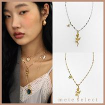 August Harmony Dear rose necklace ディアローズネックレス