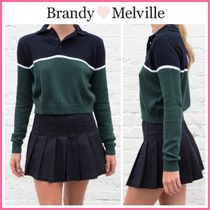 新作☆ 日本未入荷 ☆Brandy Melville☆ NOELLA SWEATER