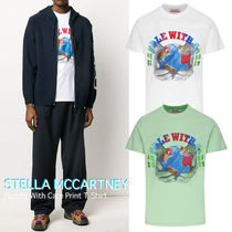 【Stella McCartney】関送込 Handle With Care Tシャツ