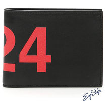 424 BIFOLD WALLET WITH LOGO