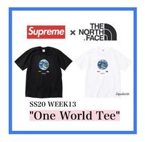 Supreme The North Face One World Tee SS20 Week 13