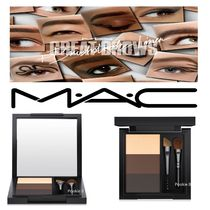 MAC マック  Great Brows Kit Spiked 3色入りアイブロウセット