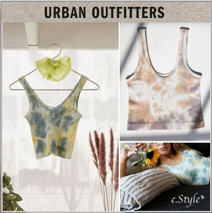Urban Outfitters ルームウェア・パジャマ Urban Outfitters ◆人気◇タイダイブラトップ・タンクトップ◇