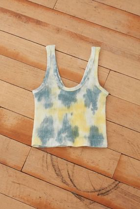 Urban Outfitters ルームウェア・パジャマ Urban Outfitters ◆人気◇タイダイブラトップ・タンクトップ◇(3)