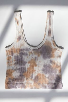 Urban Outfitters ルームウェア・パジャマ Urban Outfitters ◆人気◇タイダイブラトップ・タンクトップ◇(7)
