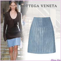 【20SS NEW】 BOTTEGA VENETA_women GONNA /スカート/ICE