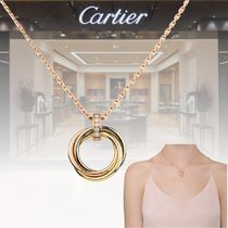 Cartier★TRINITY NECKLACE トリニティ ネックレス