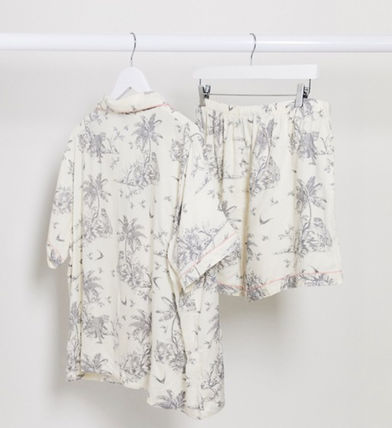 New Look ルームウェア・パジャマ 【税関送料*込み】NewLook♡Flower room wear(2)
