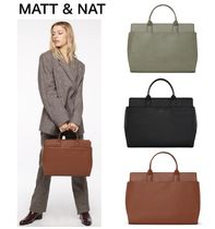 【MATT & NAT】☆ベーガン素材☆  GLORIA Satchel