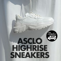 ASCLO High-rise sneakers JH71/追跡付