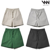 WV PROJECT★Knowing Banding Short Pants 4カラー-MJSP7393