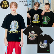 ★buried alive x acmedelavie★韓国Tシャツ BA x ADLV T-shirt