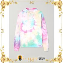 DANNIJO(ダンニージョ) スウェット・トレーナー 新作★国内発★Hailey tie-dyed cotton-blend jersey hoodie