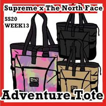 Supreme The North Face TNF Adventure Tote SS 20 WEEK 13