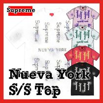 Supreme Nueva York S/S Top ヌエボ ヨーク S/S トップ SS 20