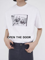 ◆ OPEN THE DOOR ◆ dusty nirvana 1/2 T - UNISEX