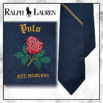 ◆RalphLauren20SS最新作◆Polo ローズシルクタイ◆