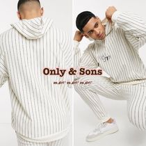 ★ASOS★ Only & Sons  ロゴ ストライプ セットアップ 関送込*