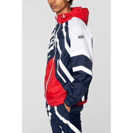 DOPE セットアップ 【DOPE】Wired Reflective 上下セットアップ Blue/Red(4)