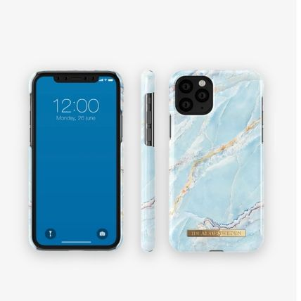iDEAL OF SWEDEN スマホケース・テックアクセサリー 【セール】iDEAL OF SWEDEN ISLAND PARADISE MARBLE iphone case(3)