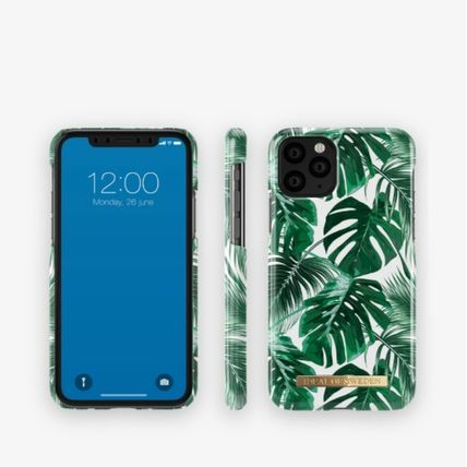 iDEAL OF SWEDEN スマホケース・テックアクセサリー 【セール】iDEAL OF SWEDEN MONSTERA JUNGLE  iphone case(3)