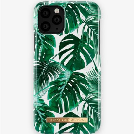 iDEAL OF SWEDEN スマホケース・テックアクセサリー 【セール】iDEAL OF SWEDEN MONSTERA JUNGLE  iphone case(4)