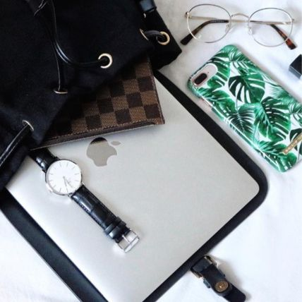 iDEAL OF SWEDEN スマホケース・テックアクセサリー 【セール】iDEAL OF SWEDEN MONSTERA JUNGLE  iphone case(6)