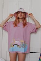 【Urban Outfitters】日本モチーフTシャツ(大阪or 富士山)